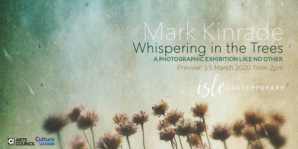 Whispering in the trees: Images of Manx folklore by Mark Kinrade