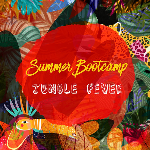 Summer Boot Camp   - 5 days of arty fun!