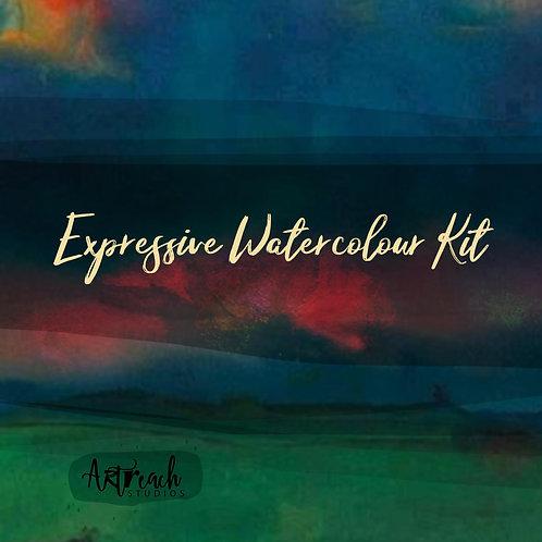 Expressive Watercolour Kit