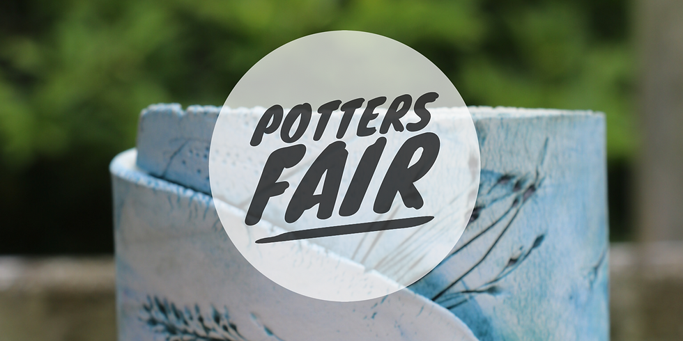Potters Fair @ Isle Contemporary, Tynwald Mills