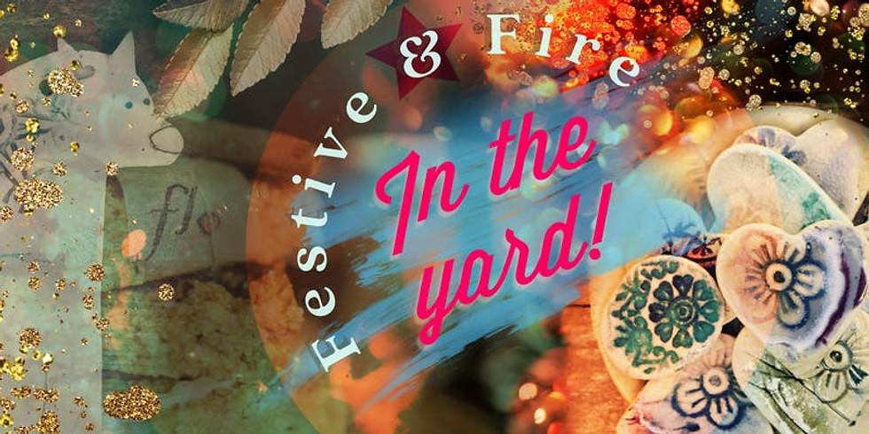 Autumn Fest in the Yard - AOSSI Open Studio 2020 tbc