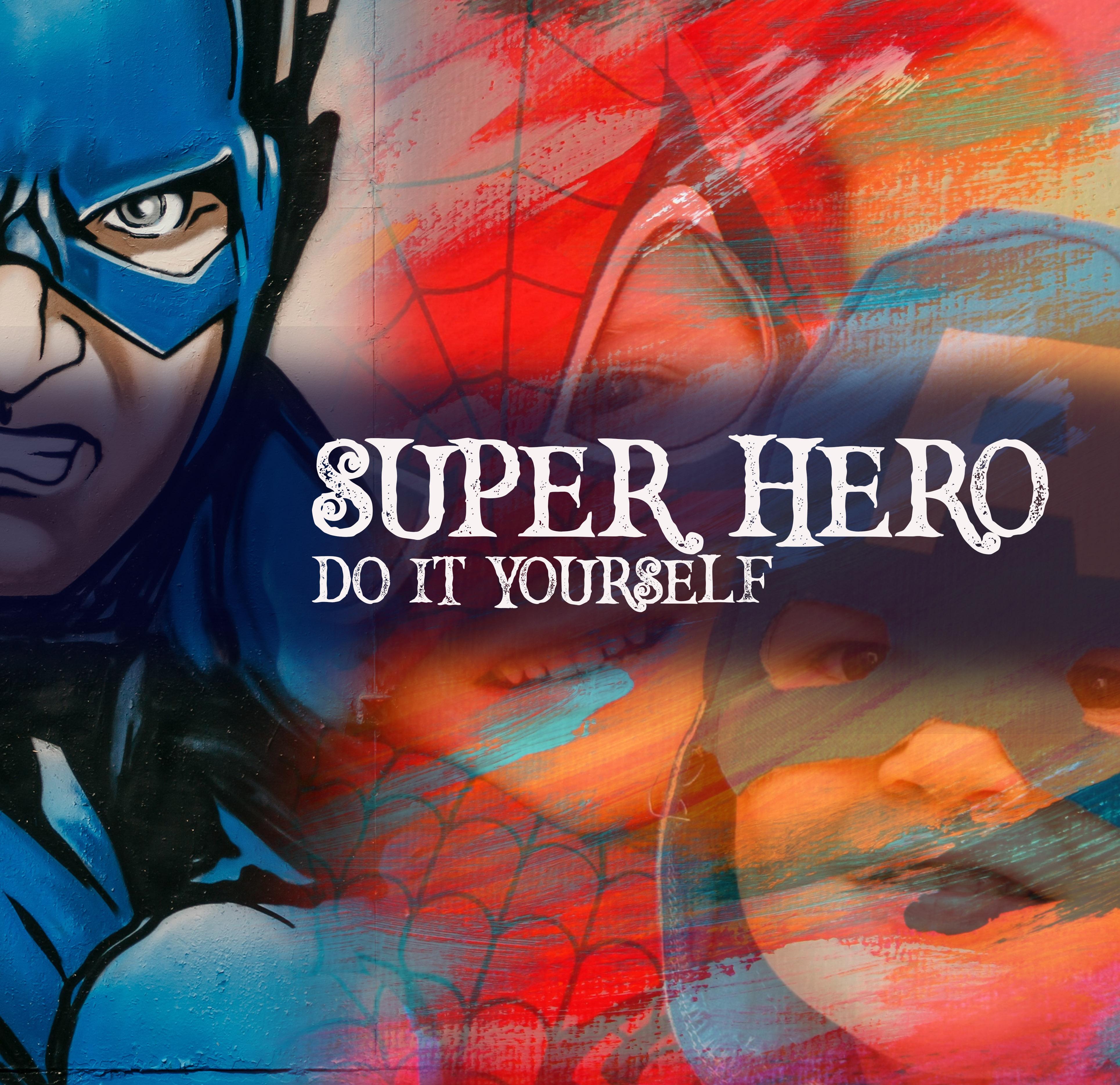 superhero diySQ