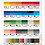 Thumbnail: Sennelier Abstract Acrylic Paints - White & Yellows