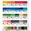 Thumbnail: Sennelier Abstract Acrylic - Browns, Greys, Black & Flesh Colours