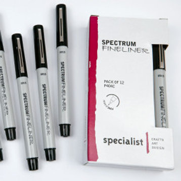 Spectrum Water-Based Fineliners