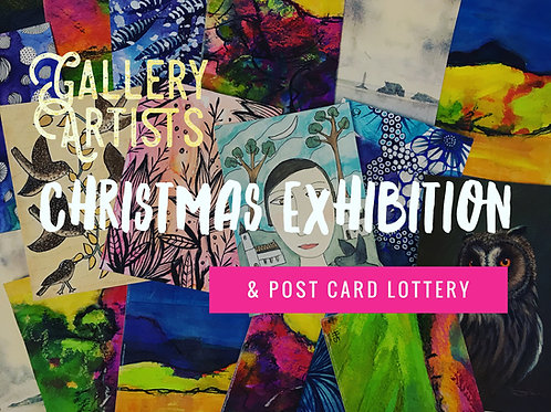 POST CARD LOTTERY: PURCHASE ONLINE HERE!