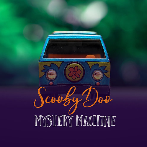 Scooby Doo: Magical Mystery Machine: Tues, 27th Oct