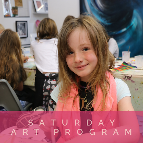 Term Time Art Program for Children