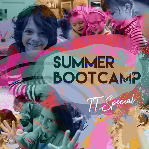 TT Art Camp  - 4 days of arty fun!
