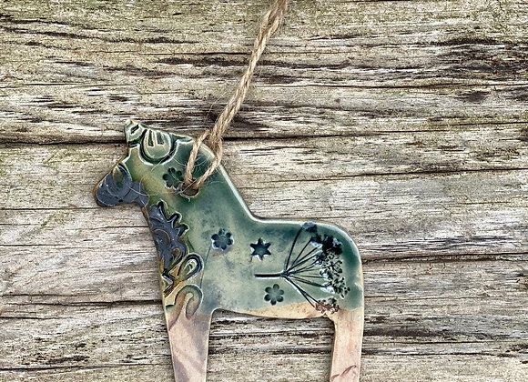 Horse Wall Decoration
