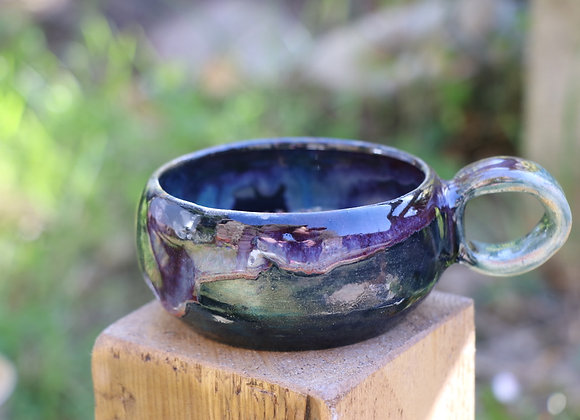 Small Northern lights mug