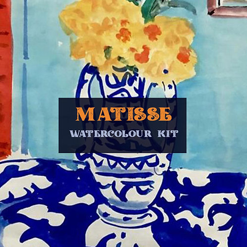 Matisse Watercolour Kit