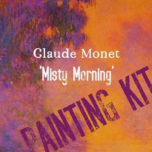 Autumnal Monet painting kit