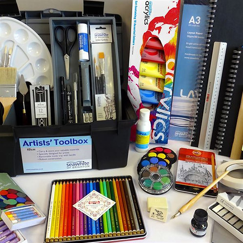 Artreach Studios Children's Art Kit