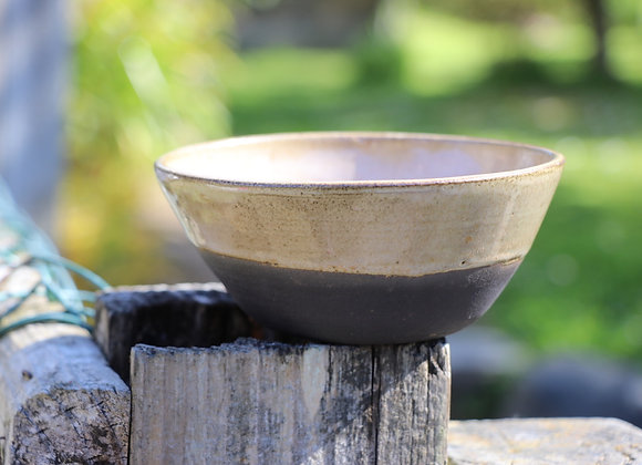 Dark Clay Medium Bowl