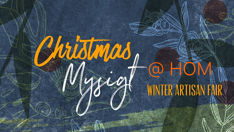 Christmas Mysigt @ House of Mannanan - Winter Fair