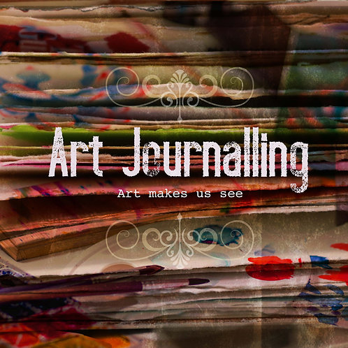 ★ Art Journalling - Journey into Art Exploration 23rd/24th January