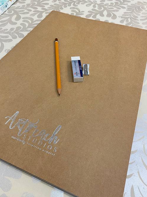 Artreach A3 Sketch Book