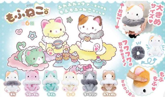 MofuNeko Cat Plush 16cm