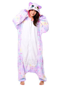 Kigurumi Onesie Dreamy Cat