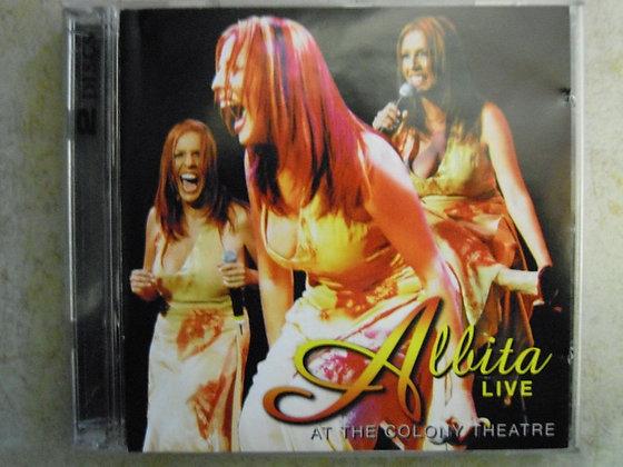 Albita Live (CD)