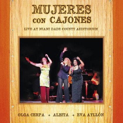 Mujeres con cajones (CD)