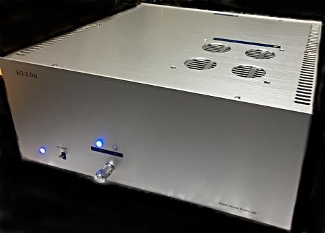 EQ-02b SRPP Phono Equalizer