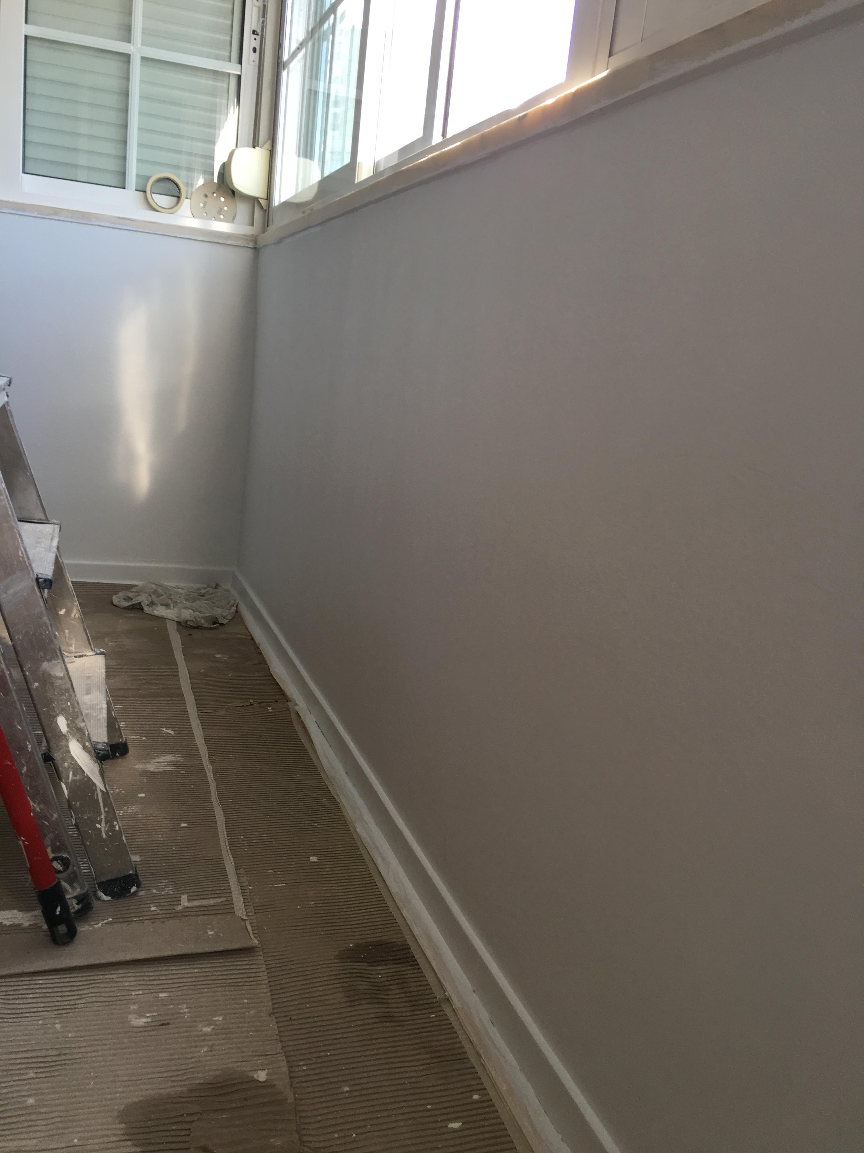 pintura de paredes e tetos