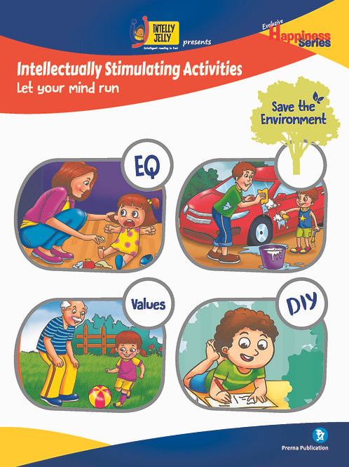Intellectually Stimulating Activities- Let your mind run