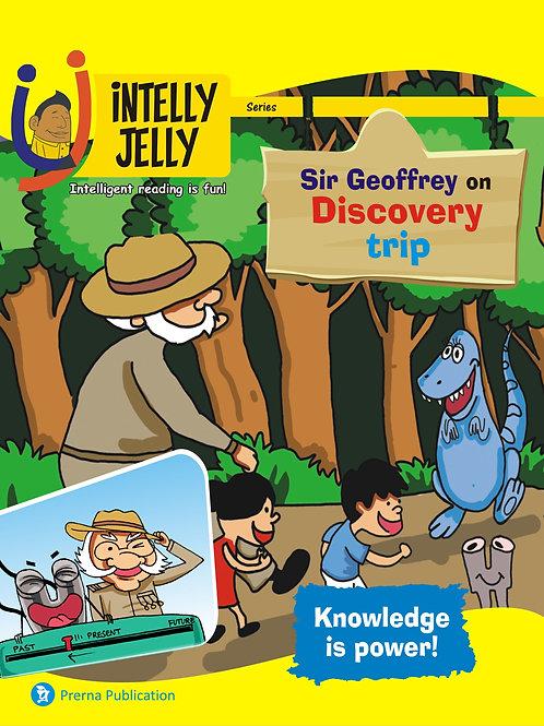 Sir Geoffrey on Discovery Trip