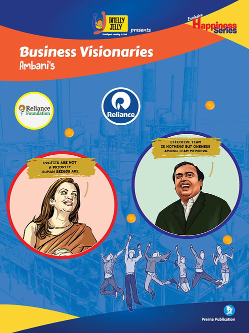 Business Visionaries- Ambani