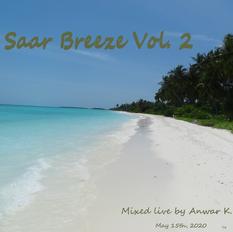SAAR BREEZE VOL. 2 - DJ set