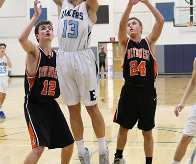 Lancer Boys Basketball Pictures through 2/11/17 are up!