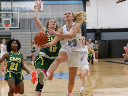 Hey Lancer Girls Basketball Fans!