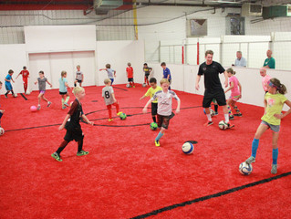 KC Legends Soccer Club summer camp