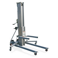 Access Hire EWP Access Equipment Rental Elevated Duct Lifter