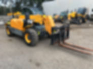 Telehandler dieci Apollo Used Equipment