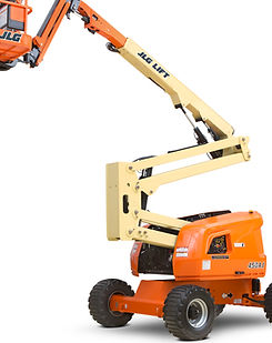 Service Aftersales Parts Trasport EWP Service Onsite Servcing boom Lifts