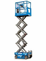 Access Hire EWP Access Equipment Rental Elevated Scissor Lift