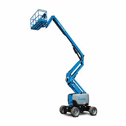 Access Hire EWP Access Equipment Rental Elevated Knuckle Boom