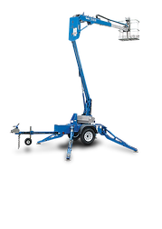 Service Aftersales Parts Trasport EWP Service Onsite Servcing Trailer Mount Boomlifts