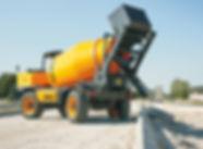mixer truck dieci