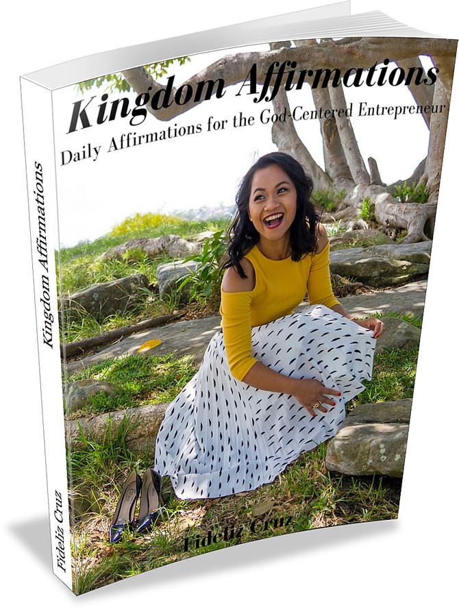 Kingdom Affirmation e-Book Launch!