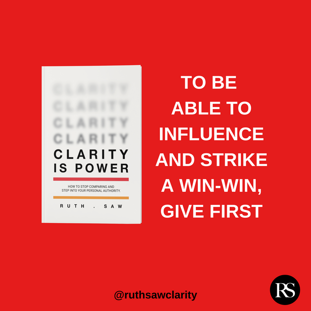 TO be able to influence and strike a win