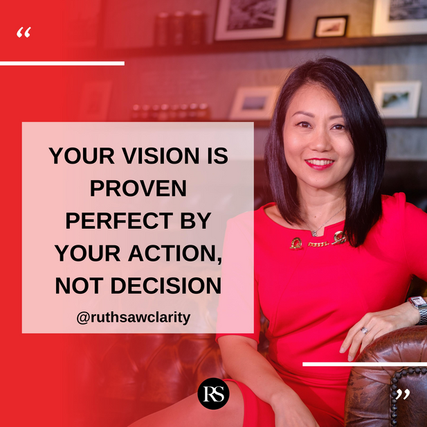 Your vision is proven perfect by your ac