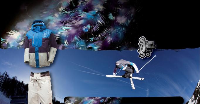 Autumn Winter 2010 - SAS Ski