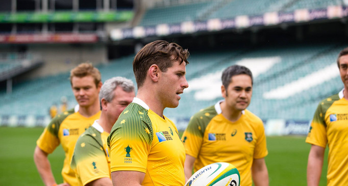 Rugby World Cup 2015 - Wallabies