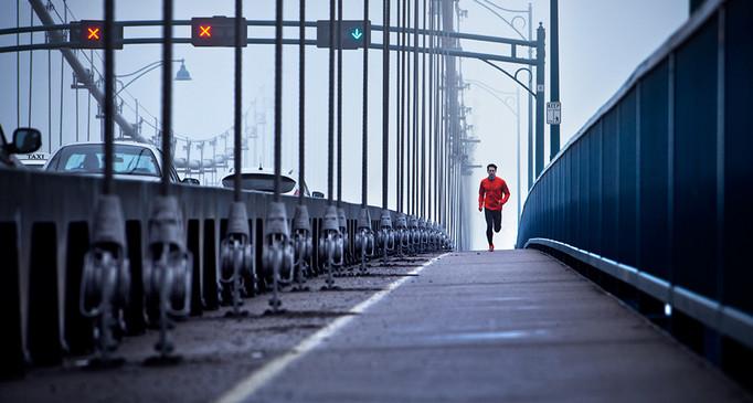 Autumn Winter 2014 - Winter Running