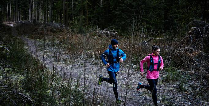 Autumn Winter 2014 - Winter Trail