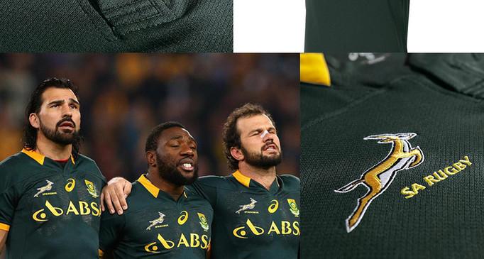 2014 Rugby - SA Springboks